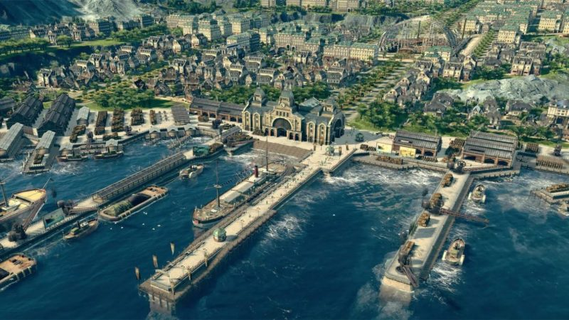 Anno 1800 won't be available on Steam and will now be exclusive to an unnamed store. Could this be Epic again?