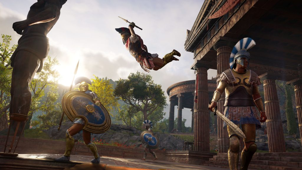 Assassin's Creed will likely take place during Viking times.