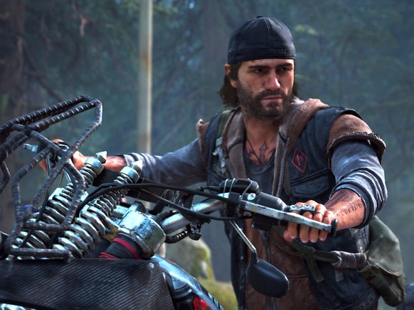 Days Gone free DLC in June; New challenges, difficulty 1
