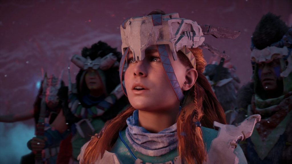 HZD 2 has now been confirmed, but players already knew that.