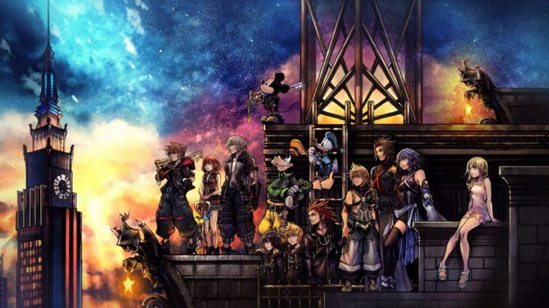 Kingdom Hearts 3 gets free DLC update tomorrow; Critical Mode 4