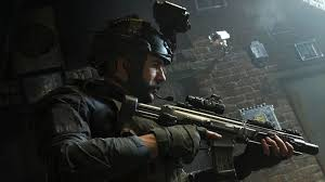 Call of Duty Modern Warfare weapons