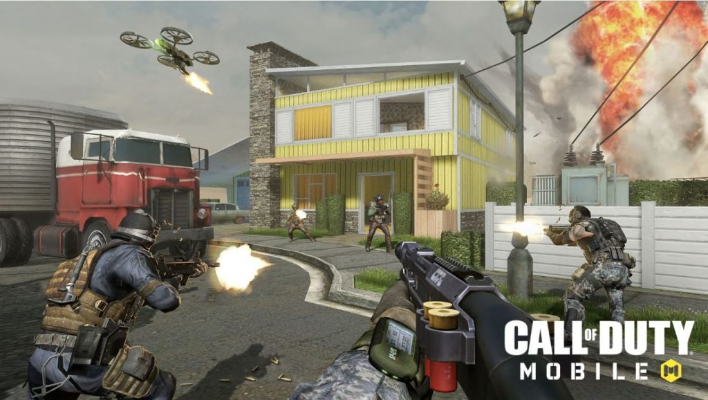 cod mobile details release date