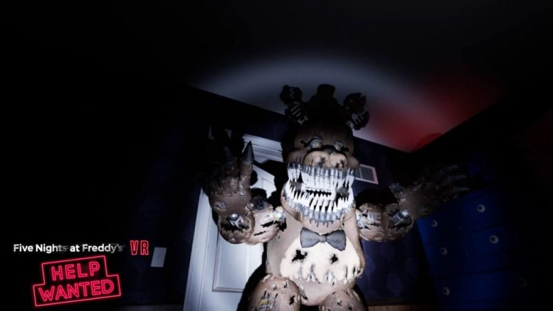 FNAF release date announced.