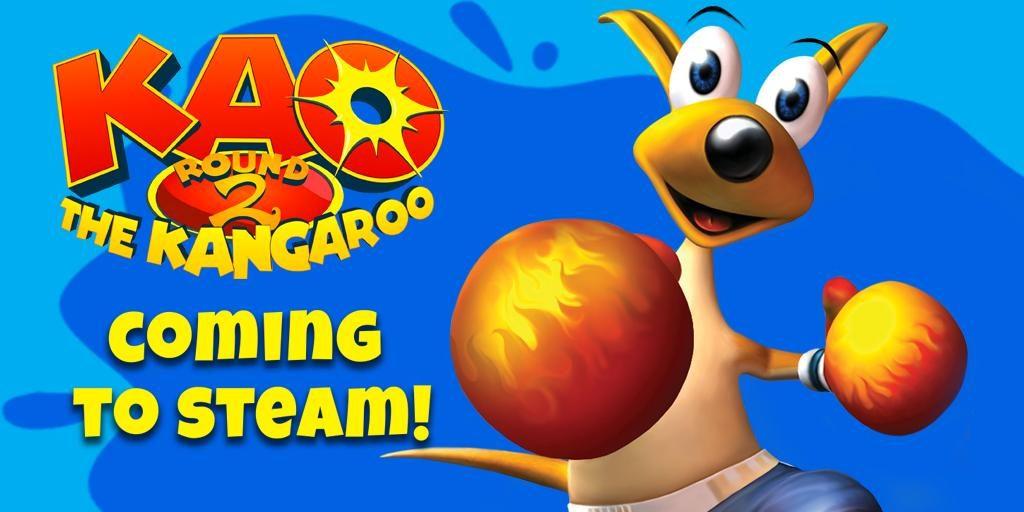 Kao the Kangaroo comes to PC!