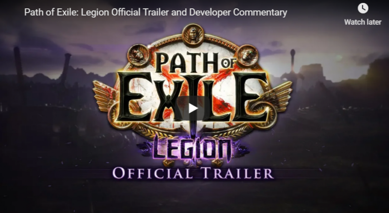 Path of Exile details released.