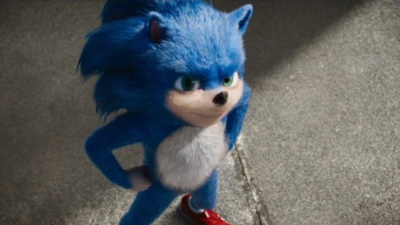 Sonic the Hedgehog details