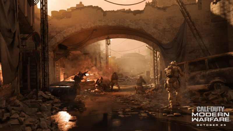 Call of Duty: Modern Warfare will have no Zombies mode.
