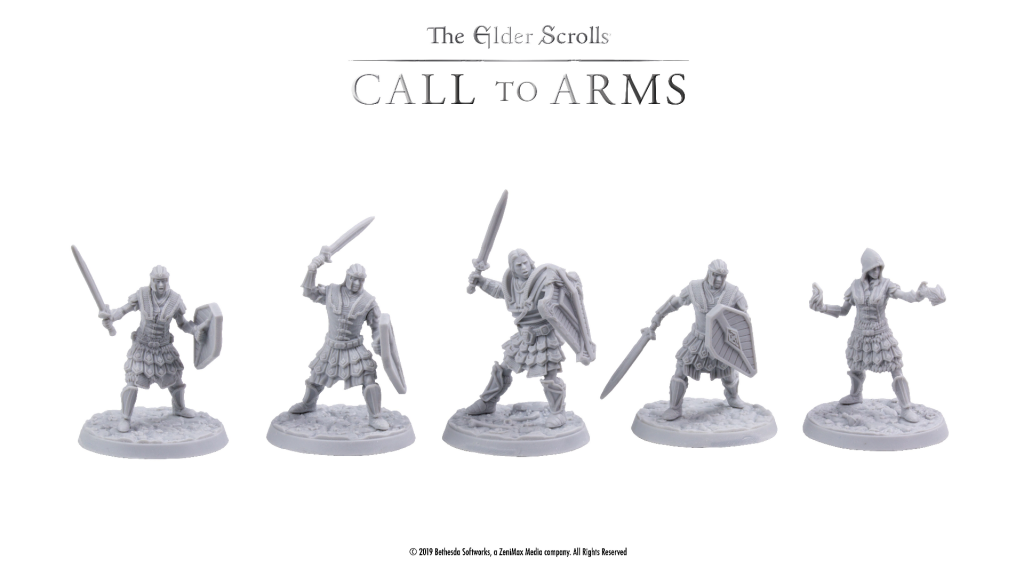 call to arms elder scrolls