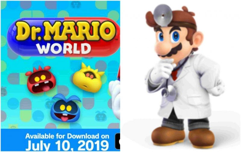 Dr. Mario World releases next month; Here's what we know 2