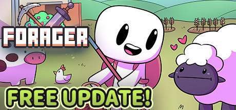 Forager gets a free update.