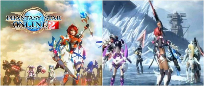 Phantasy Star Online 2 coming to PC and Xbox One, details 6