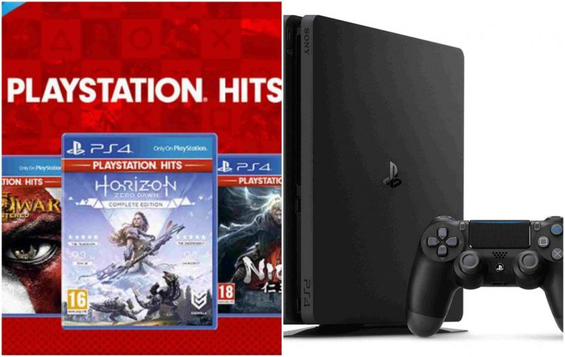 PlayStation Hits gets Horizon Zero Dawn, Resident Evil 7, God of War 3 Remastered 4