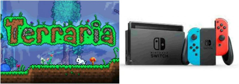 Terraria coming to the Switch; Re-Logic pulls a fast one 1