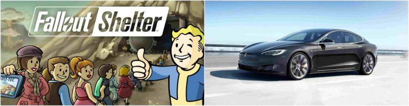 Fallout Shelter coming to Tesla cars, Musk reveals 1