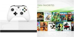 Xbox One backward compatibility batch revealed. This is it.