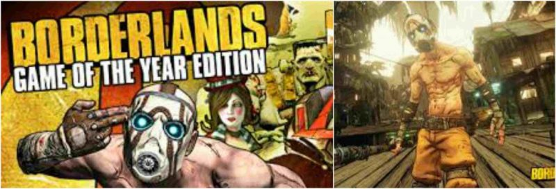 Borderlands: GOTY free this weekend for Xbox Live subscribers 10