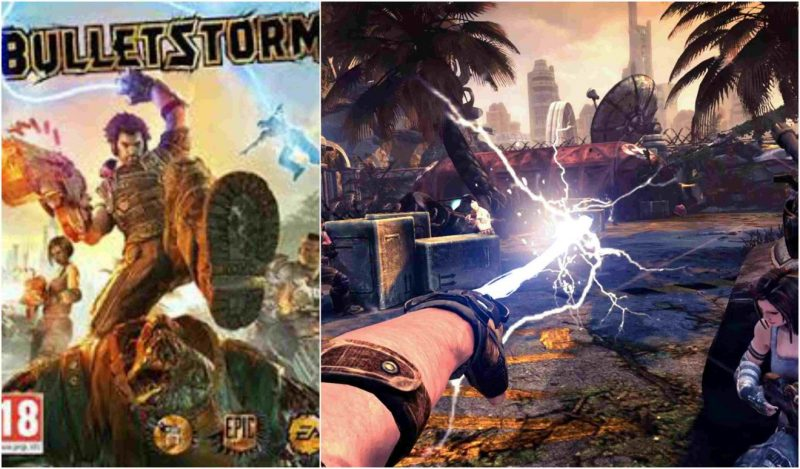 Bulletstorm 2? Quite possible, depending on fan demand 2