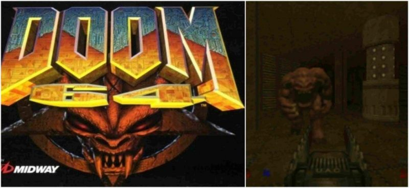 Doom 64 to be released on PC, Switch, PS4, and Xbox One (rumor) 2