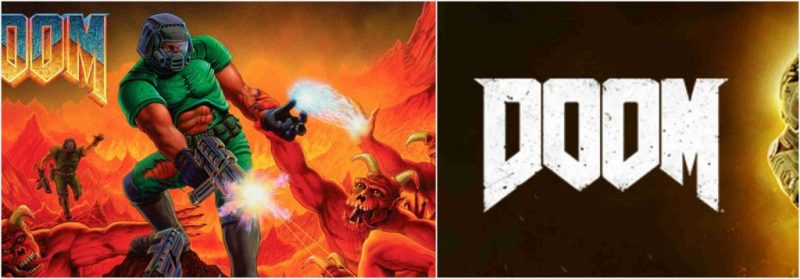 Doom 1, 2, and 3 available on Switch, Xbox One, and PS4 7