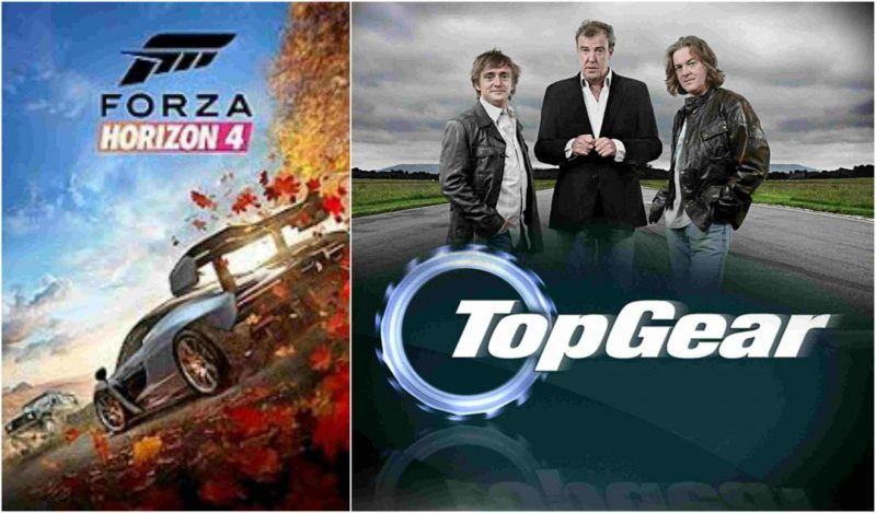 Forza Horizon 4 and Top Gear mashup DLC released for free 20