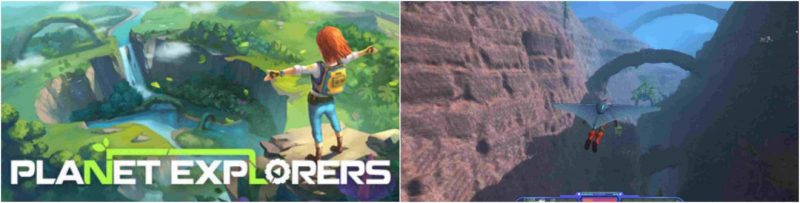 Planet Explorers will be free on Steam, multiplayer code deleted 1