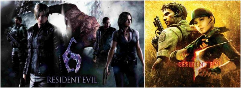 Resident Evil 5 and 6 coming to the Switch this October, pricing and details 1