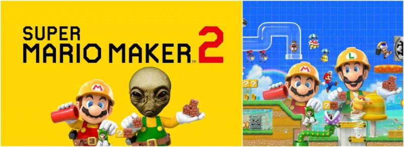 Over 4M levels created on Super Mario Maker 2 22