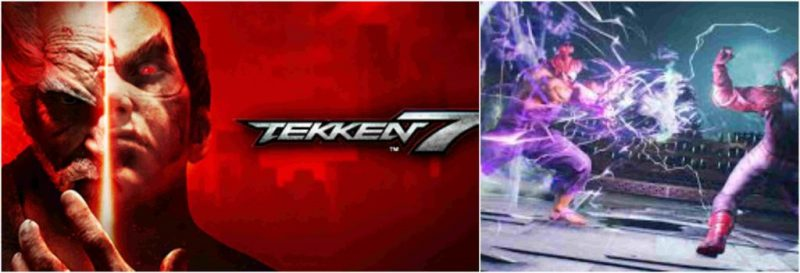 No Solid Snake for Tekken 7, but Zafina returns and a new character 13