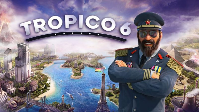 Tropico 6 coming to PS4 and Xbox One this September 13