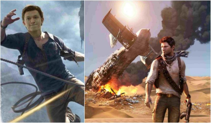 Uncharted movie won't be an adaptation of the games; it'll be about Nathan Drake's early life 2