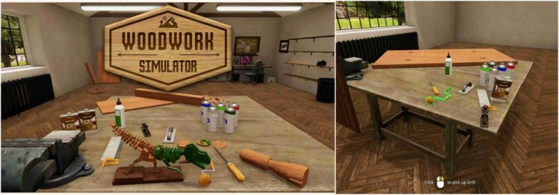Woodwork Simulator free to play, from the makers of PC Building Simulator 1