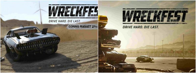 Console players can buckle up for Wreckfest on 8/27 2