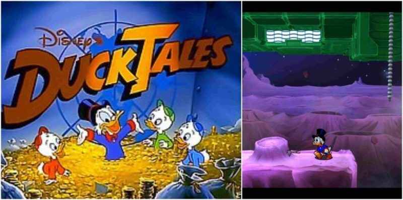 Ducktales: Remastered available until August 8 12
