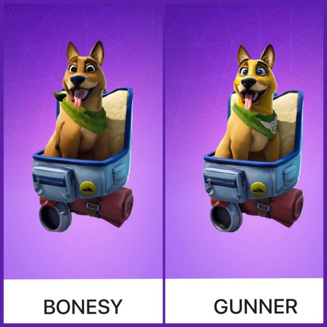 Epic removes Gunner pet from Fortnite, refunds everyone who bought him 3