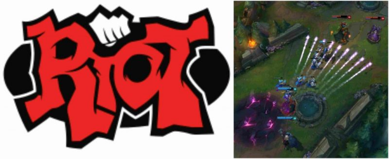 Riot Games is making a fighting game. Yes. Riot. Fighting game. 1