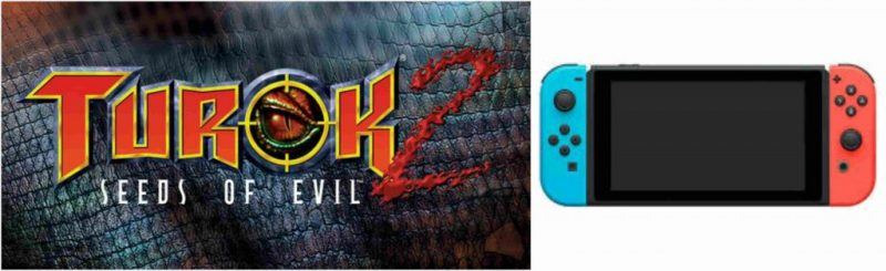 Turok 2: Seeds of Evil coming to Switch on August 9, no multiplayer 20