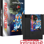 Metal Storm NES live on Limited Run Games 9/17 6